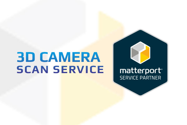 Matterport 3D camera Scan Agency Bay Area